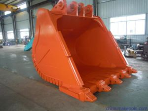 Sh200 China Manufacturer Excavator Bucket pictures & photos