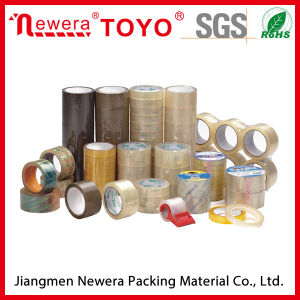 Hot Sell Strong Adhesive Carton Sealing Products BOPP Packing Tape for Packaging pictures & photos