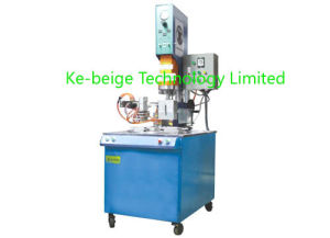Turntable Precision Ultrasonic Welding Machine for Lighter Welding pictures & photos