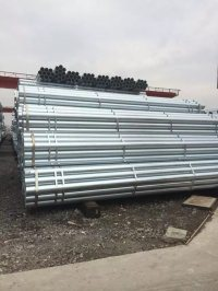 Schedule 40 Galvanized Steel Pipe Size, Rigid Galvanized Steel Pipe, Galvanized Steel Pipe for Water Pipe pictures & photos