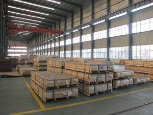 Building Material 5005 Series Aluminum Alloy for Aircrafts pictures & photos