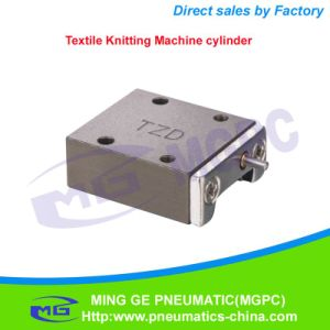 Knitting Machine Parts Pneumatic Cylinder for Socks Knitting Machine (TZD)
