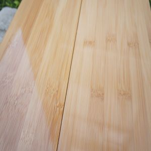 Easy Installation Matt Surface Natural Solid Bamboo Flooring pictures & photos