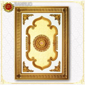 New Design Artistic Ceiling with PS Material for Bed Room (BRD1521-EF-088) pictures & photos