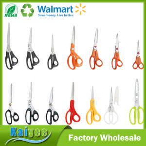 Professional Office and Household Cutting Scissor Kitchen Scissor pictures & photos