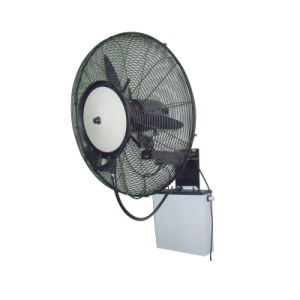 Wall-Mounted Centrifugal Mist Cooling Fan with Manual Control pictures & photos