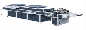 Sdsg-1200b UV Coating Machine pictures & photos