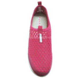 Latest Summer Woman Breathable Mesh Sports Running Shoes (BL160304-1) pictures & photos