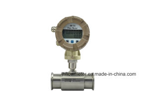 High-Accuracy Turbine Flow Meter (JH-LWGY) pictures & photos