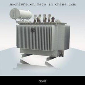 Power Transformer 10kv Sz9 Series Power Distribution Transformer