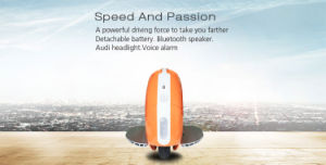 Detachable Battery Self Balancing Electric Unicycle pictures & photos