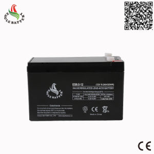 12V 8ah Mf Lead Acid Battery for UPS pictures & photos