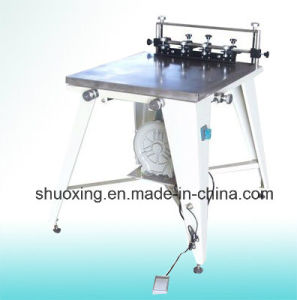 Manual Screen Printing Machine Sp-6070MP pictures & photos
