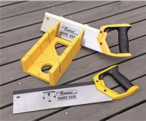 Hand Tools Tenon Saw Cushion Grip Construction Gardening OEM pictures & photos