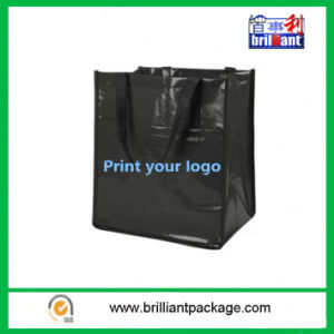 Easy Recycle PP Non Woven Shopping Tote Bags pictures & photos