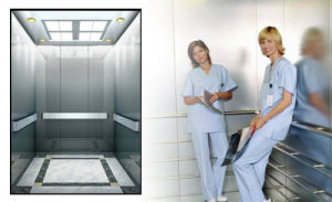 Medical Elevator Hospital Lift Germany Technology Wgb30