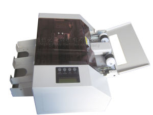 Ssa-001 A4 Multi-Function Full-Auto Card Cutter Machine pictures & photos
