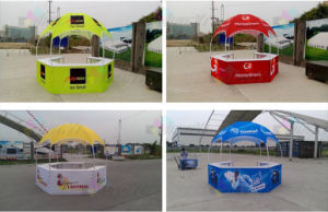 outdoor dome promotional gazebo event tent full color printing pictures & photos