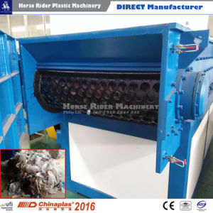 Plastic Film Distroying Cutting Machine pictures & photos