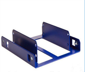 Blue Zinc Plated Custom Laser Cutting Machine Spare Parts pictures & photos