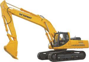 TM760.8 76ton Cummins Engine Crawl Excavator for Sale pictures & photos