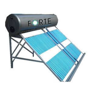 300L Low Pressure Vacuum Tube Solar Water Heater pictures & photos