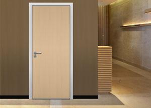 Double Main Door Design, Plain Solid Wood Doors, Cheap Interior Doors pictures & photos