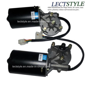 12V 24V 120W Front Windshield Electric Wiper Motor for Buick, Ford, FIAT, Gmc, Honda and Hyundai Car pictures & photos