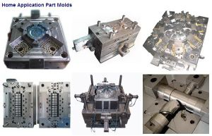 China Injection Molding Factory OEM Plastic Injection Molding pictures & photos