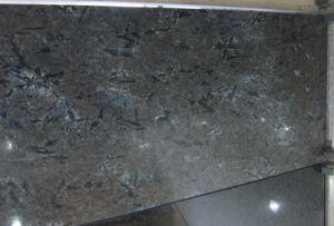 Laying/Riven Garden/Museo/Paving/Patio Black Fantasy/Galaxy Black Granite/Granito Tile Slab pictures & photos