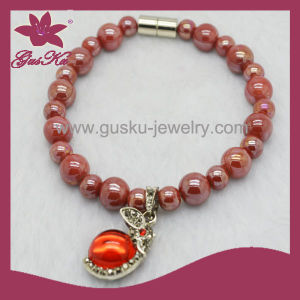 Fashion Beads Bracelet Jewelry (2015 Gus-Tmb-095) pictures & photos