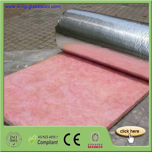 Isoking Fsk Glass Wool Insulation pictures & photos