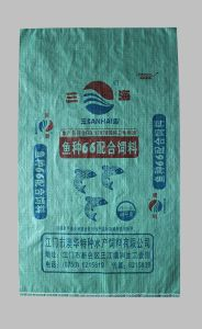 PP Woven Bag for Feed Packing pictures & photos