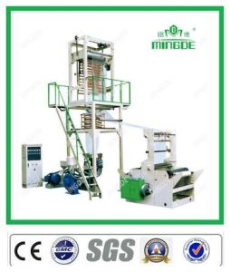 Mingde HDPE/PE Film Blowing Machine, Plastic Extruder pictures & photos