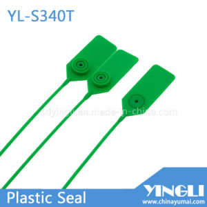 Plastic Container Seal Inserted Metal Locking Sheet (YL-S340T) pictures & photos