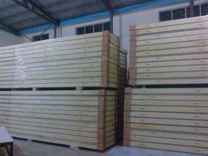 Cold Storage Room Insulated Panel/ PU Sandwich Panel pictures & photos