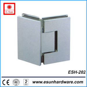 Hot Designs Cabinet Glass Door Hinges (ESH-202) pictures & photos