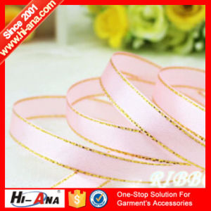 Fully Stocked Good Price Satin Ribbon Imported pictures & photos