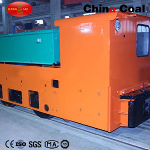 Cay8/9gp 8 Tonner Underground Battery Operated Electrical Locomotive for Mine pictures & photos