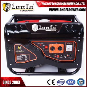 2kw/2.5kVA Electric Start Portable Home Semi Silent Petrol/ Gasoline Generator pictures & photos