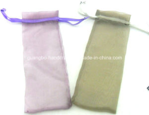 Custom Cheap Organza Gift Pouches Wholesale pictures & photos