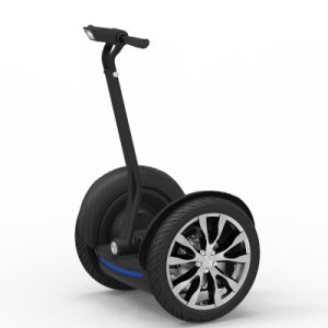 Electric Scooter 2 Wheel Chariot Personal Transporter with Bag