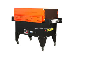 Semi Automatic Tunnel Heat Shrinking Machine with Ce pictures & photos