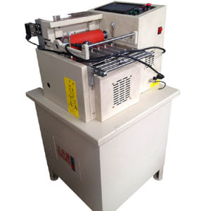 Microcomputer Belt Cutting Machine for Elastic Bandage, Band, Belt, Webbing (DP-160) pictures & photos
