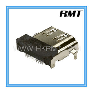 HDMI Connector (51RMT019S-30XNBR) pictures & photos