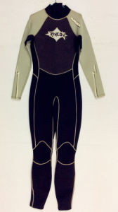 Women′s Long Neoprene Surfing Wetsuit (HX15L60) pictures & photos