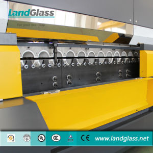 Landglass Ld-B Bent Tempering Machine for Automotive Side Glass pictures & photos