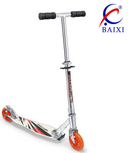 Push Scooters with Two PU Wheel (BX-2MBB145) pictures & photos
