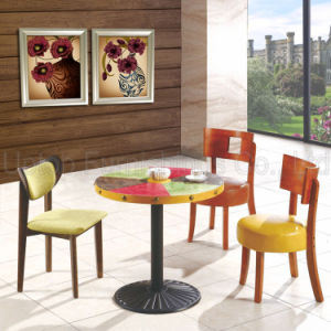 (SP-CT703) China Retro Design Restaurant Tables and Chairs Prices pictures & photos