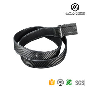 Best Selling Products Real Carbon Fiber Belt Buckles Waist Belt pictures & photos